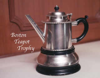 Boston teapot Trophy