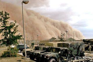 Tempete désert 2