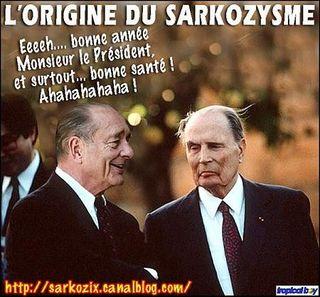 Chirac Mitterrand