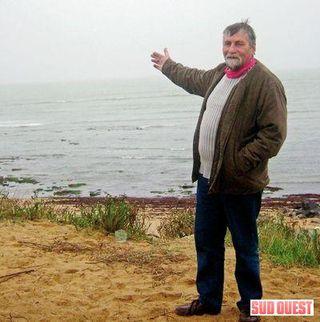 OVNI Oléron Fesseau