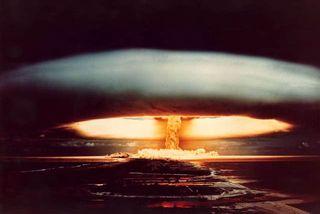 Explosion nucléaire 1