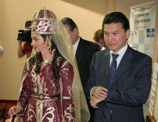Kirsan Ilyumzhinov 2