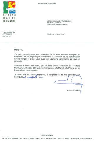 LETTRE REGION HAUTE NORMANDIE 2012 09 050001