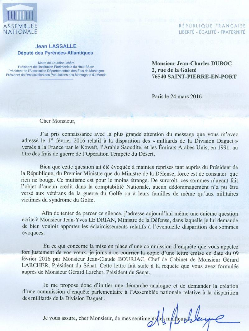 Député Jean Lassalle 15 avril 20150001