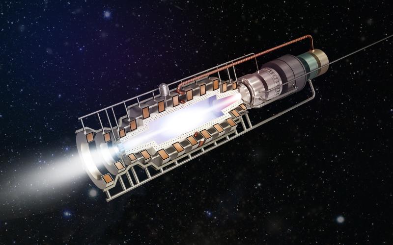 Fusion moteur spatial