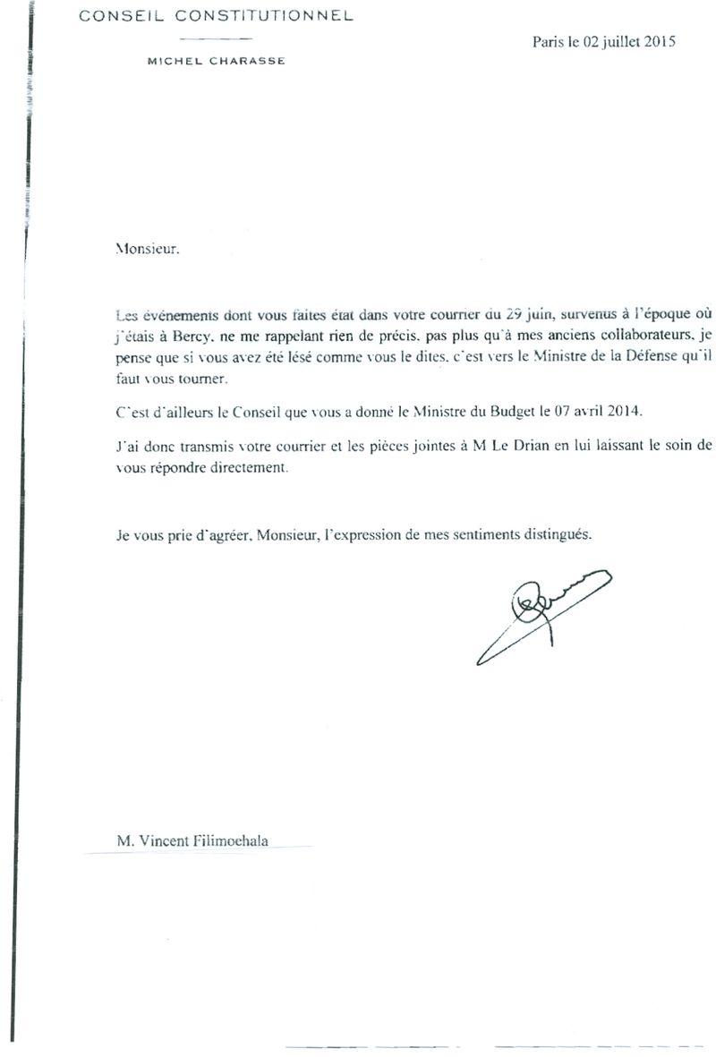 Vincent lettre Charasse ss adr0001