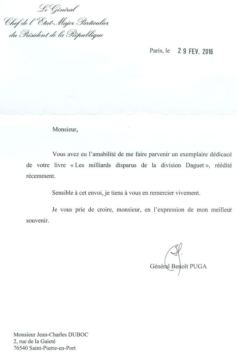 PRESIDENCE DE LA REPUBLIQUE 2016 03 020001